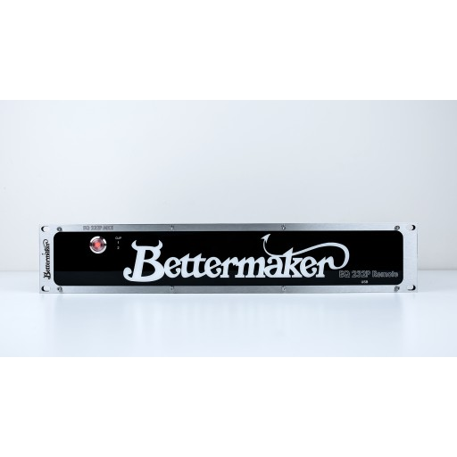 Bettermaker EQ 232P MKII Remote Equalizer