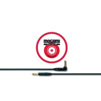 Mogami Gold Instrument 6m Cable with Neutrik Black and Gold jacks (one straight, one angled) (2524)