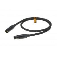 VOVOX link protect S balanced cable XLR-F / XLR-M 1m (6.1001)