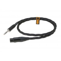 VOVOX link protect S balanced cable XLR-F / TRS 1m (6.1014)