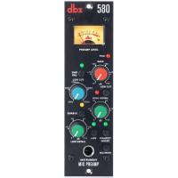 DBX 580 Mic Preamp 500 Series