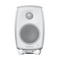 Genelec G One Active Speaker (Single)-White