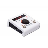 Eventide H9 above front angled