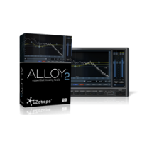 iZotope Alloy 2 Effects Plugin Software (Serial Download)