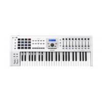 Arturia KeyLab MkII 49 MIDI Controller Keyboard-White