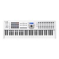 Arturia KeyLab MkII 61 MIDI Controller Keyboard-White