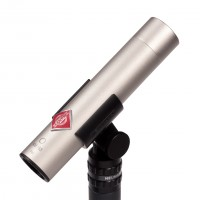 Neumann KM183 small diaphragm condenser microphone-nickel