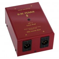 D W Fearn LP1 Line Pad front top