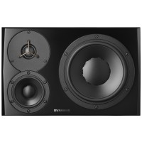 Dynaudio LYD-48 Three-Way Studio Monitor (Single)-Black