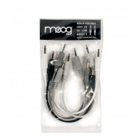 "Moog 6"" Patch Cables"