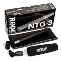 Rode NTG3B (Black)
