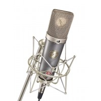 Neumann TLM 67 in Shock Mount (Not included)