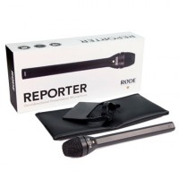 Rode Reporter Microphone kit