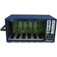 Radial Workhorse Six Pack 6-Slot Desktop 500 Series Power Rack