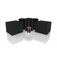 Universal Acoustics Mercury Kit 3 Charcoal