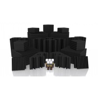 Universal Acoustics Mercury 6 Kit Charcoal