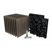 Vicoustic VicStudio Box Room treatment Kit- Brown Oak