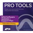 Avid Pro Tools Upgrade and Support Plan Student/Teacher