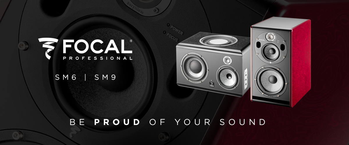 Focal Pro Speakers