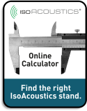 Isoacoustics Modular